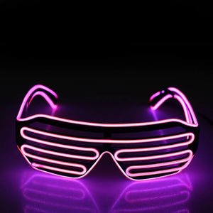 Gafas LED | Elige el color