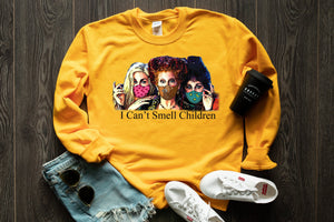 PREORDER - I Can't Smell Children Hocus Pocus LS Tee