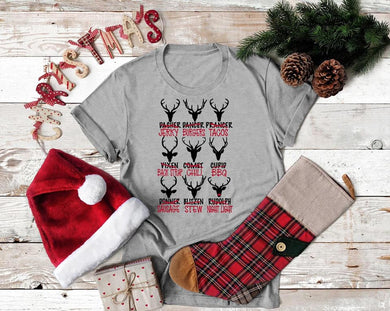 PREORDER- Reindeer Meat Funny Boutique Soft SWEATSHIRT