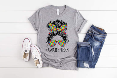 PREORDER - Autism Awareness Boutique Soft Tee