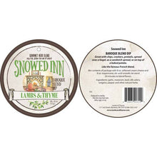 Load image into Gallery viewer, Lambs & Thyme All Natural Gourmet Herb Blend Dip Mix - Snowed Inn