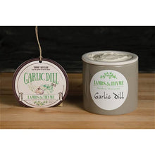 Load image into Gallery viewer, Lambs & Thyme All Natural Gourmet Herb Blend Dip Mix - Garlic Dill