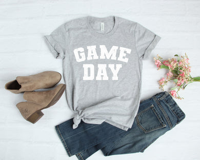 PREORDER - Game Day Sports Soft Boutique Tee