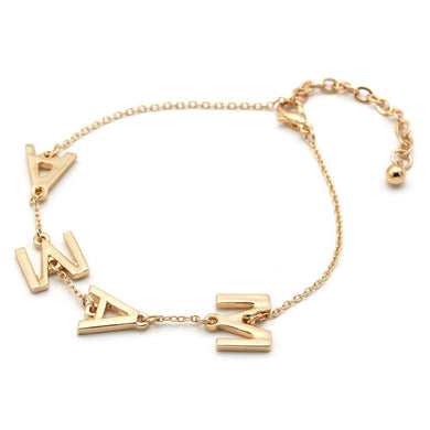 Dainty Mama Chain Bracelet - Gold or Silver