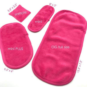 The Original MakeUp Eraser Brand Makeup Remover Cloth - The Glove