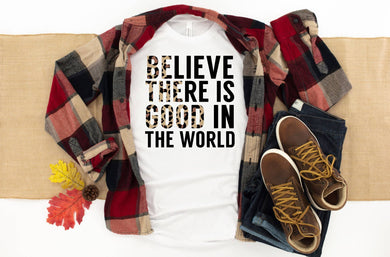 PREORDER - Believe Be The Good SS Boutique Soft Tee