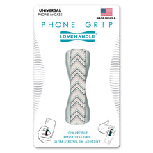 Load image into Gallery viewer, LoveHandle® Universal Phone Grip - Chic Chevron
