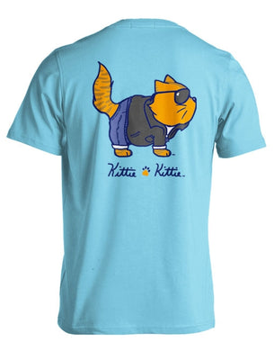 PREORDER One Cool Cat SS Tee Shirt by Kittie Kittie Rescue