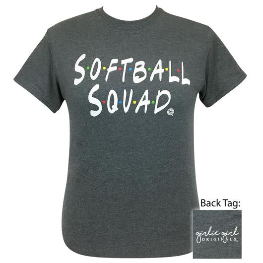 PREORDER - New SOFTBALL SQUAD Short Sleeve Tee