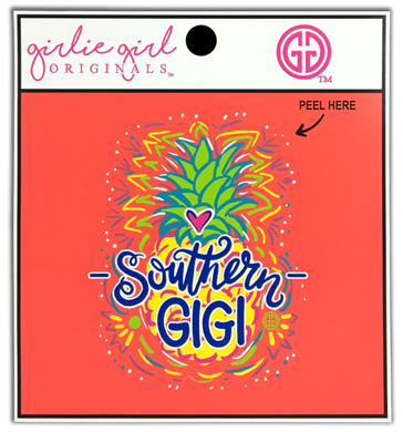 PREORDER - Southern Gigi - Decal Sticker