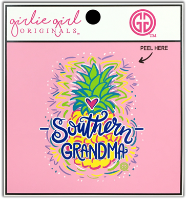 PREORDER - Southern Grandma - Decal Sticker