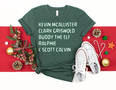 PREORDER-The Boys Of Christmas Boutique Soft Tee