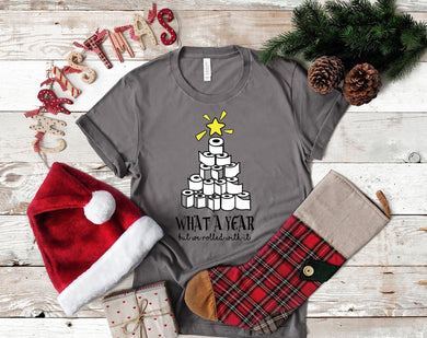 PREORDER-2020 Toilet Paper Christmas Tree Boutique Soft Tee