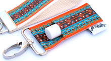 Load image into Gallery viewer, LippyClip® Lip Balm Holder or Keychain - Asst. Designs