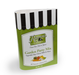 Raven's Nest Holiday Party Pack-Garden Party Mix Dip & Mulling Spice