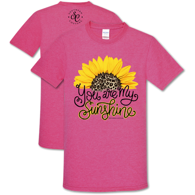 PREORDER Southern Couture You Are My Sunshine Softstyle SS Tee