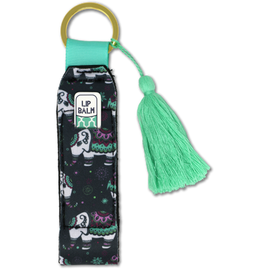 Southern Couture Keychain Lip Balm Holder - Elephant