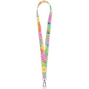 Citrus Lanyard by Southern Couture