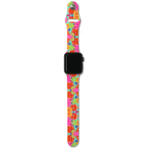 Southern Couture Smart Watch Band - 38/42MM - Citrus