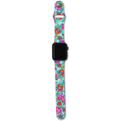 SC Apple Smart Watch Band - 38/42MM - Floral