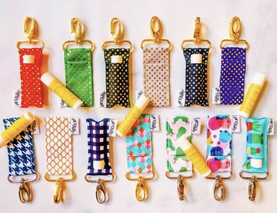 LippyClip® Lip Balm Holder - Asst. Designs