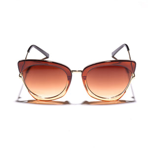 Mulberry and Grand  - Belini Large Cateye Sunnies - Boutique Exclusive