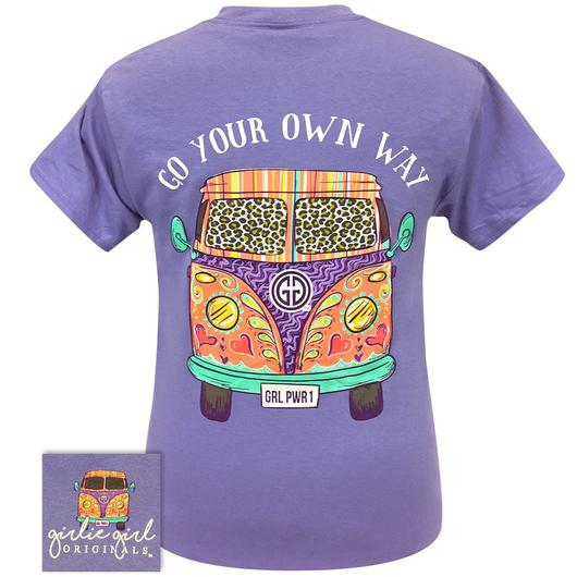 PREORDER - Go Your Own Way Vintage VW SS Tee by Girlie Girl Originals