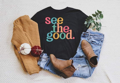 PREORDER - See the Good Boutique Soft Tee