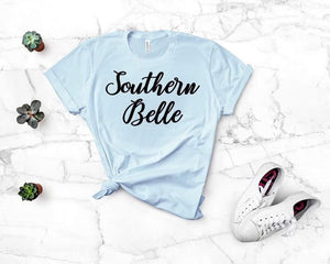 Southern Julep Southern Belle Graphic Soft Tee