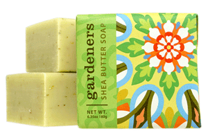 1.9oz Wrap Mini Soap Bar - Gardener's