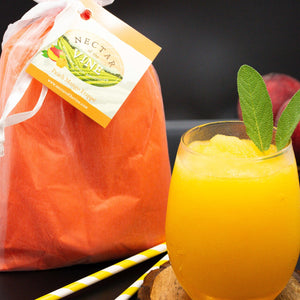 Peach Mango Frappé Wine Slushy Mix by Nectar Of The Vine