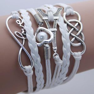 Infinite Love in Paris Bracelet