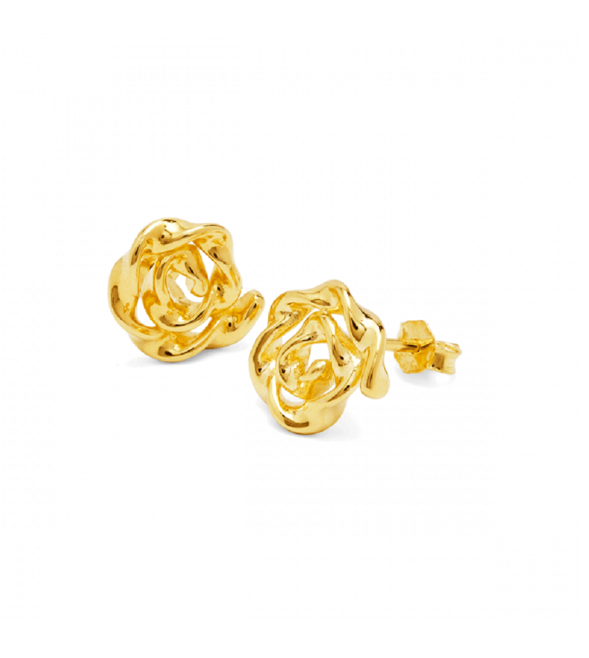 N'roll 0304 Earring Gold