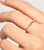 Kaya Gold Ring