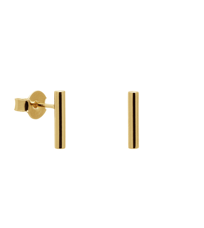 STICK Earrings Gold