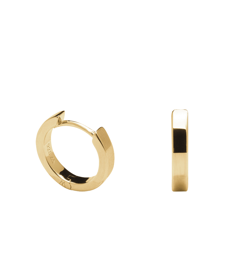 MALAI Earrings Gold