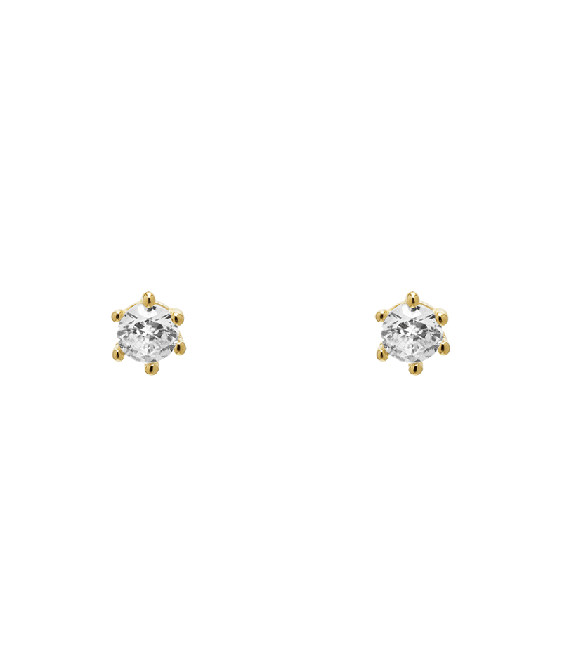 NORA Earrings Gold