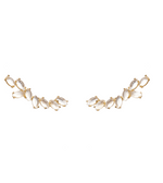 GRAND SAFARI Earrings Gold