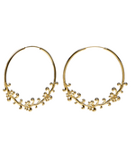 CALIFORNIA Earrings Gold