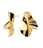 NOMAD Earrings Gold