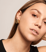 SOHO Earrings Gold