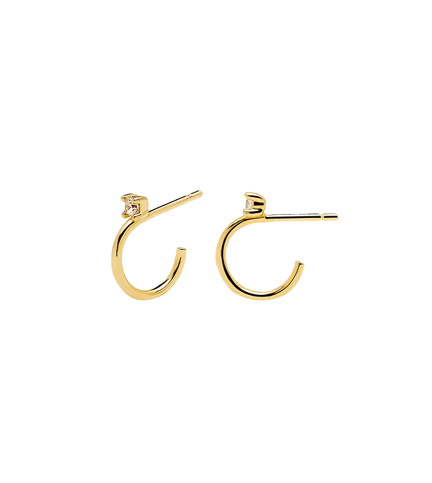 KITA Earrings Gold
