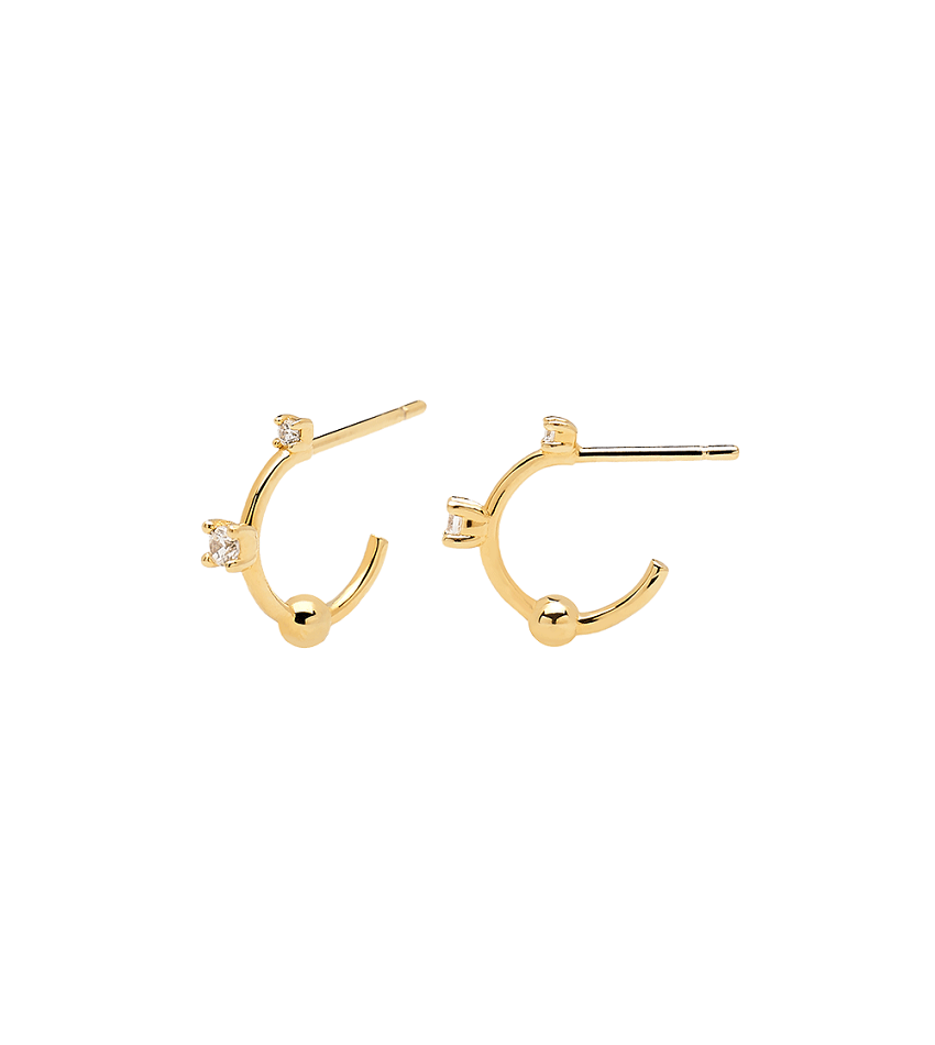 KAYA Earrings Gold