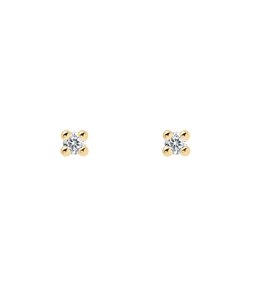 Essentia Gold Earrings