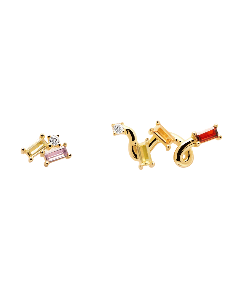 ZAZA Earrings Gold