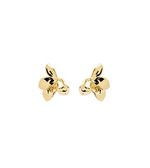 Narcise Gold Earrings