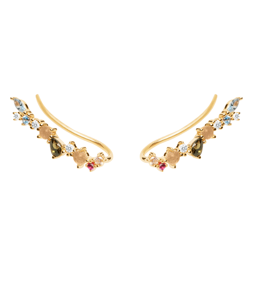 EUPHORIA Earrings gold