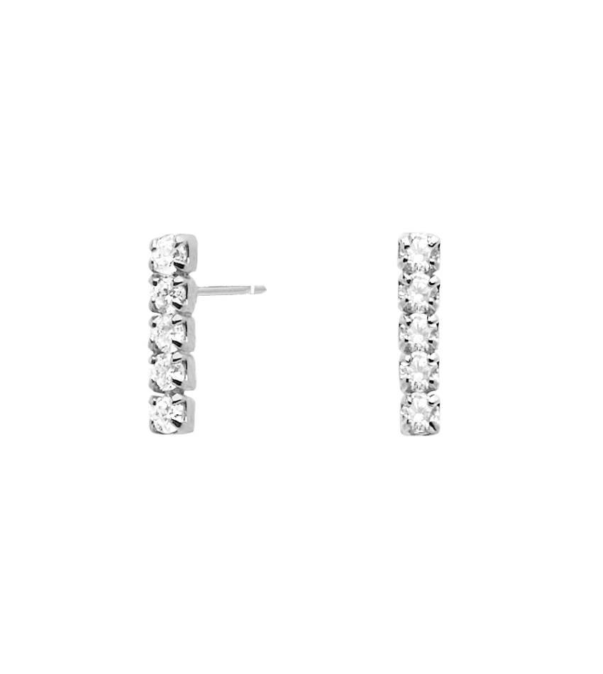KIRA Earrings Silver