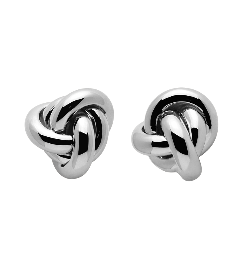 SOHO Earrings Silver
