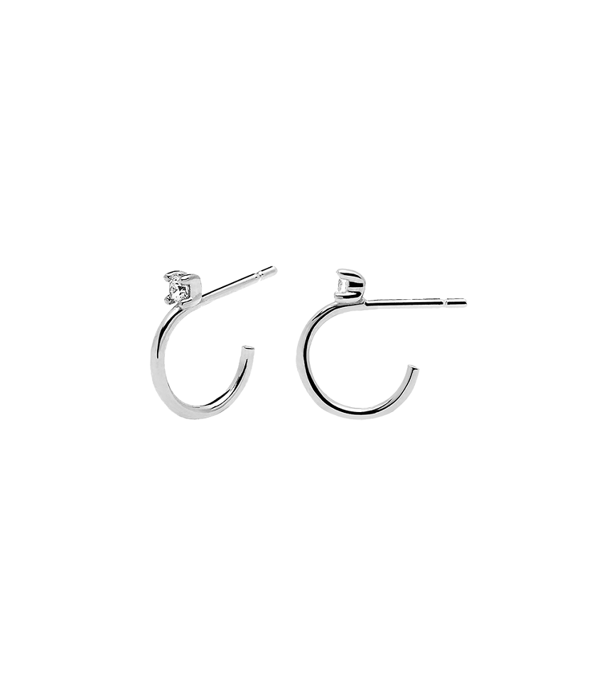 KITA Earrings Silver